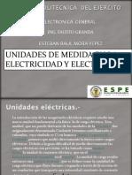 UNIDADES ELECTRONICA