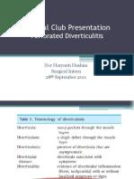 Journal Club New Version