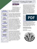 2007-08 Newsletter