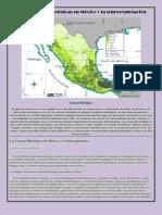 tema 4 - Las cuencas hidrológicas en México y la sobreexplotación