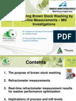 Brown Stock Washing