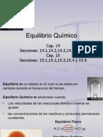 2-1 Equilibrio Quimico