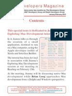 The Developers Magazine