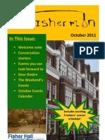 Fisher Freshers' Newsletter 2011