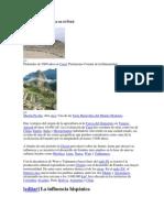Cultura prehispánica en el Perú