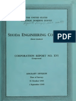 USSBS Report 31, Shoda Engineering Company