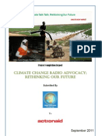 Project Completion report, climate change Education in the Gambia