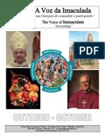 A Voz Da Imaculada - Oct