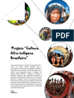 Cultura Afro e Indigena
