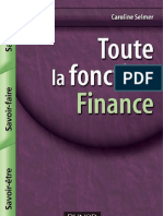 Toute La Fonction Finance Savoirs Savoir Faire