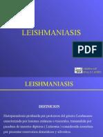 LEISHMANIOSIS-Dr. Gonzalez