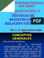 2da. Practica Relacion Centrica