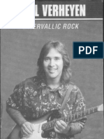Guitar Booklet - Carl Verheyen - Intervallic Rock