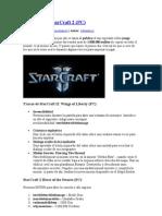 Trucos Para StarCraft 2