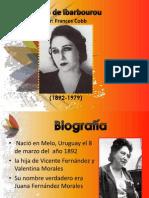 Juana de Ibarbourou Espanol 4070