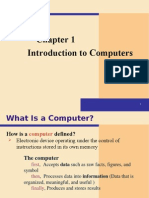 Characteristics of Computers | Information Technology | Computer