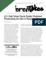 U.S. High School Social Studies Textbooks