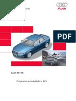 Manual Audi a6 2005 Esp