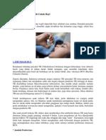 5 Imunisasi Yang Wajib Untuk Bayi