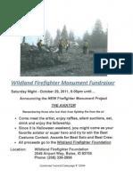 WFF Aviator Statue Fundraiser