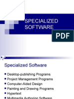 SPECIALIZED SOFTWARE [midterm]