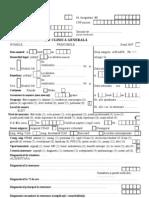 Formulare Medicale Foaie Observatie Clinica Generala
