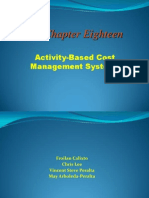 Based Cost Management System