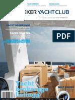 Sunseeker Yacht Club magazine - Yacht Brokerage Yacht Charter - October 2011 issue