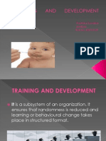 Methods of Training and Develop Men