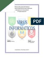 AnthonyQué es Virus Informatico