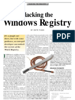 Hacking Windows Registry