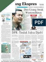 Koran Padang Ekspres   Sabtu, 15 Oktober 2011