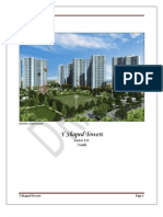 Y Shaped Towers Sector 133 NOIDA
