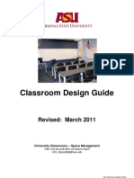 Classroom Design Guide