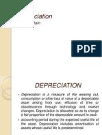 Depreciation 3.10.11