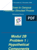 Modul 2B Hysys - Hypothetical Components