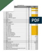 Painting Rate Analysis 15.10.11