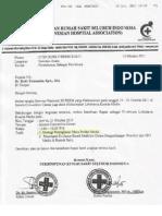 Dody Firmanda 2011 - PERSI Strategi Peningkatan Mutu Profesi Medik