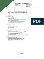 UPenn Profile