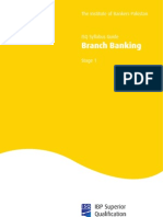 Branch_banking - Syllabus Guide