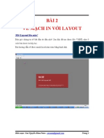 Orcad 2 - Ve mach in bang Layout