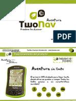 TwoNav Aventura Info