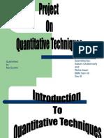 Presentation on Qt