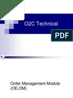Technical O2C