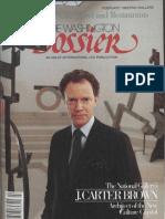 February 1982 Washington Dossier