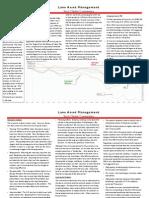Lane Asset Management Stock Market Commentary October 2011