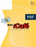 MOLiCafe User Manual Web