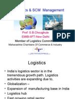 Logistics & SCM ( Introduction )