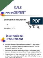 Joju - International Procurement