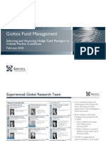 FoFs GottexFM Selecting&AssessingHFMgrs PBennett Feb2008